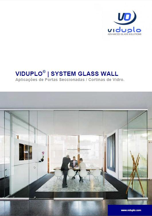 VIDUPLO® | SYSTEM GLASS WALL