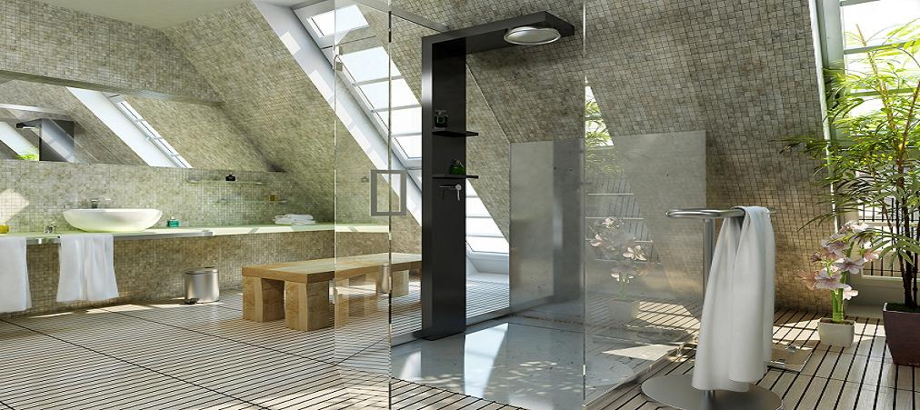 VIDUPLO® | SYSTEM GLASS BATH